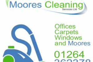 ADVERT for Moores Cleaning Andover