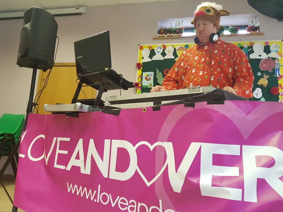 Andover and District Mencap - DJ Will Haven