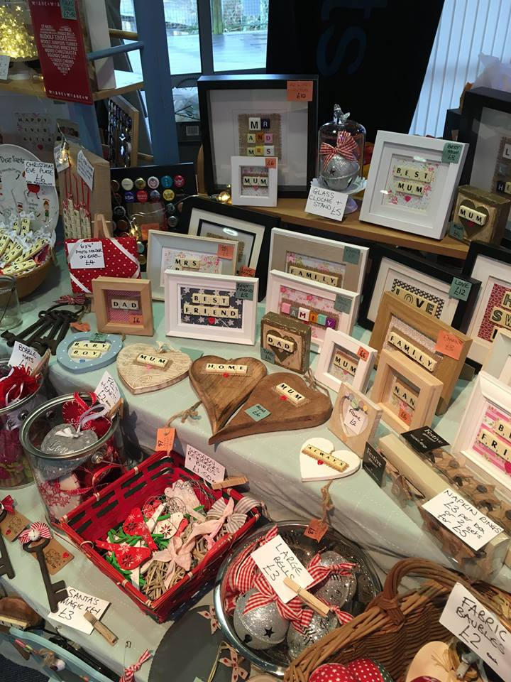 Andover Farmers Market – Kirsty Colbourne