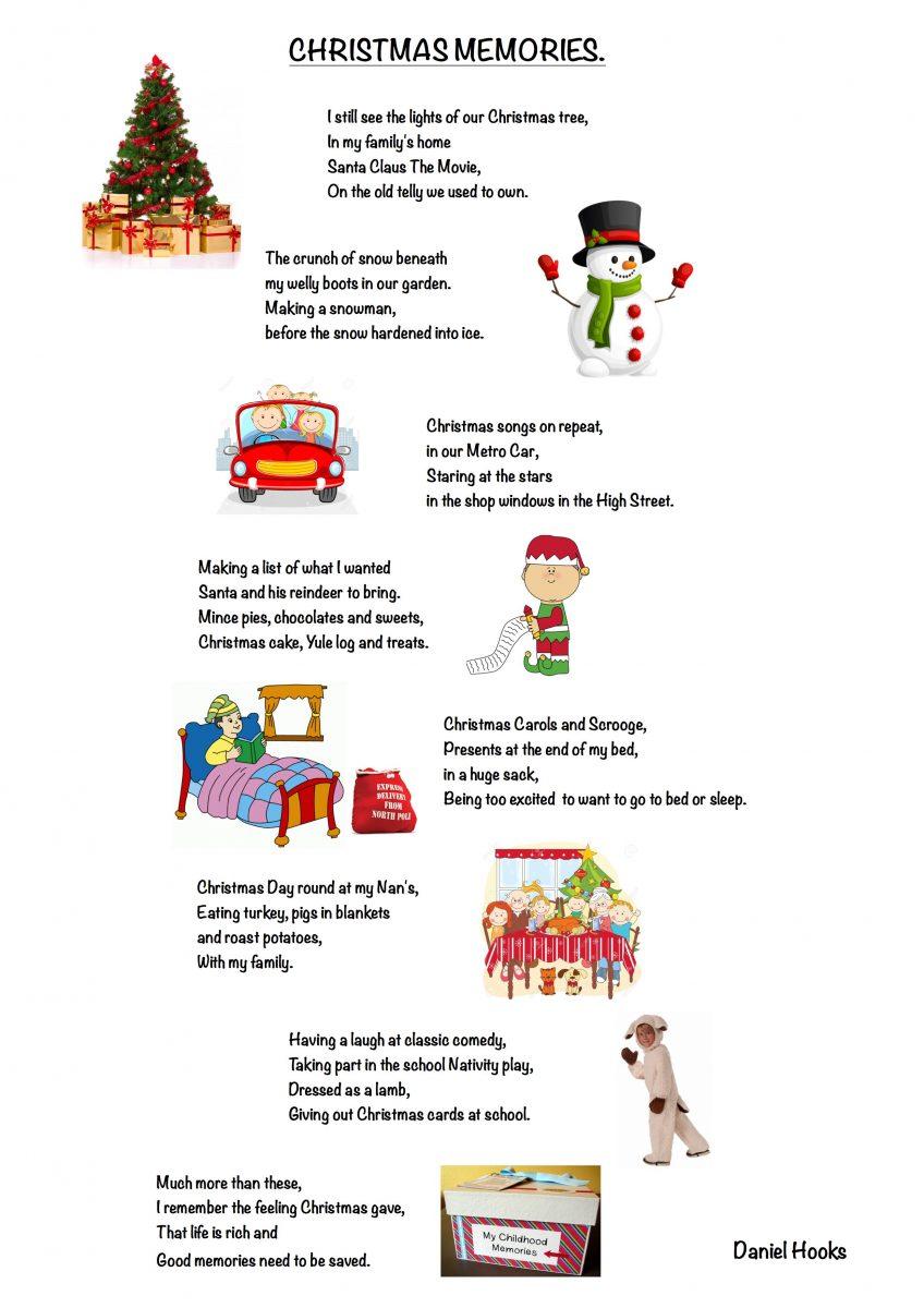 Christmas Memories | Love Andover
