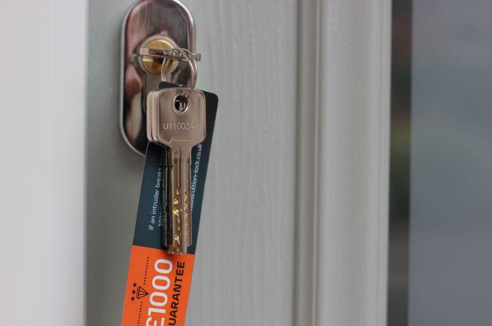 KJM Group – Keys in Lock