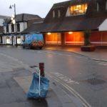 Manuela Wahnon: Litter Picking Andover