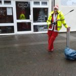 Manuela Wahnon: Litter Picking Andover