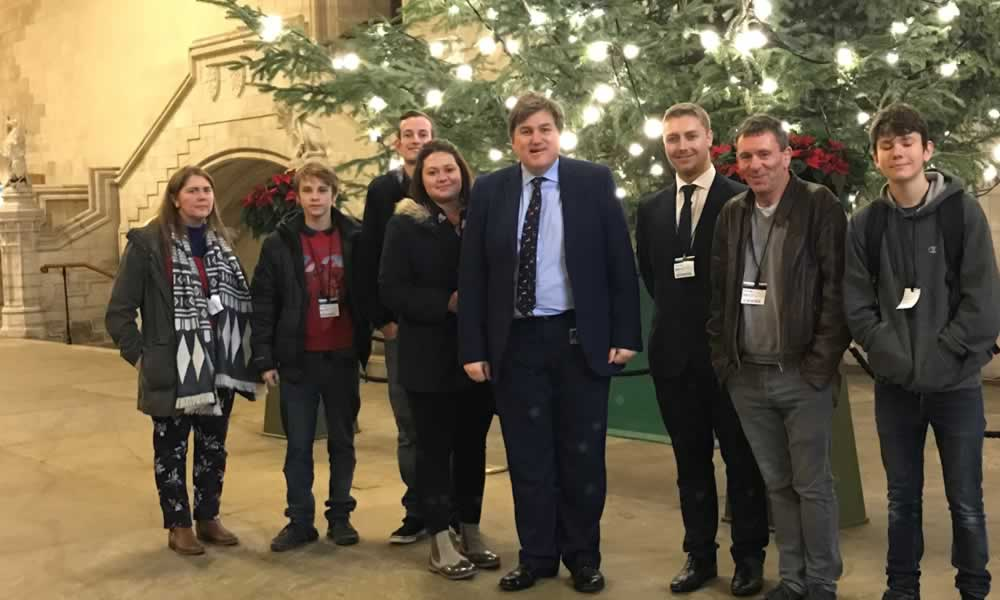 Streets Porject Andover with MP Kit Malthouse