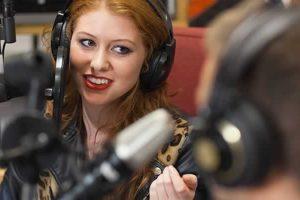 Radio interview Andover Radio