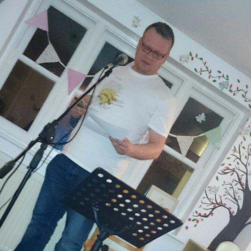 Dan Hooks - Andover Poet Laureate