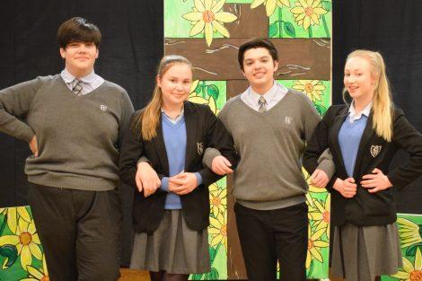 Rookwood School Andover Wizard Of Oz