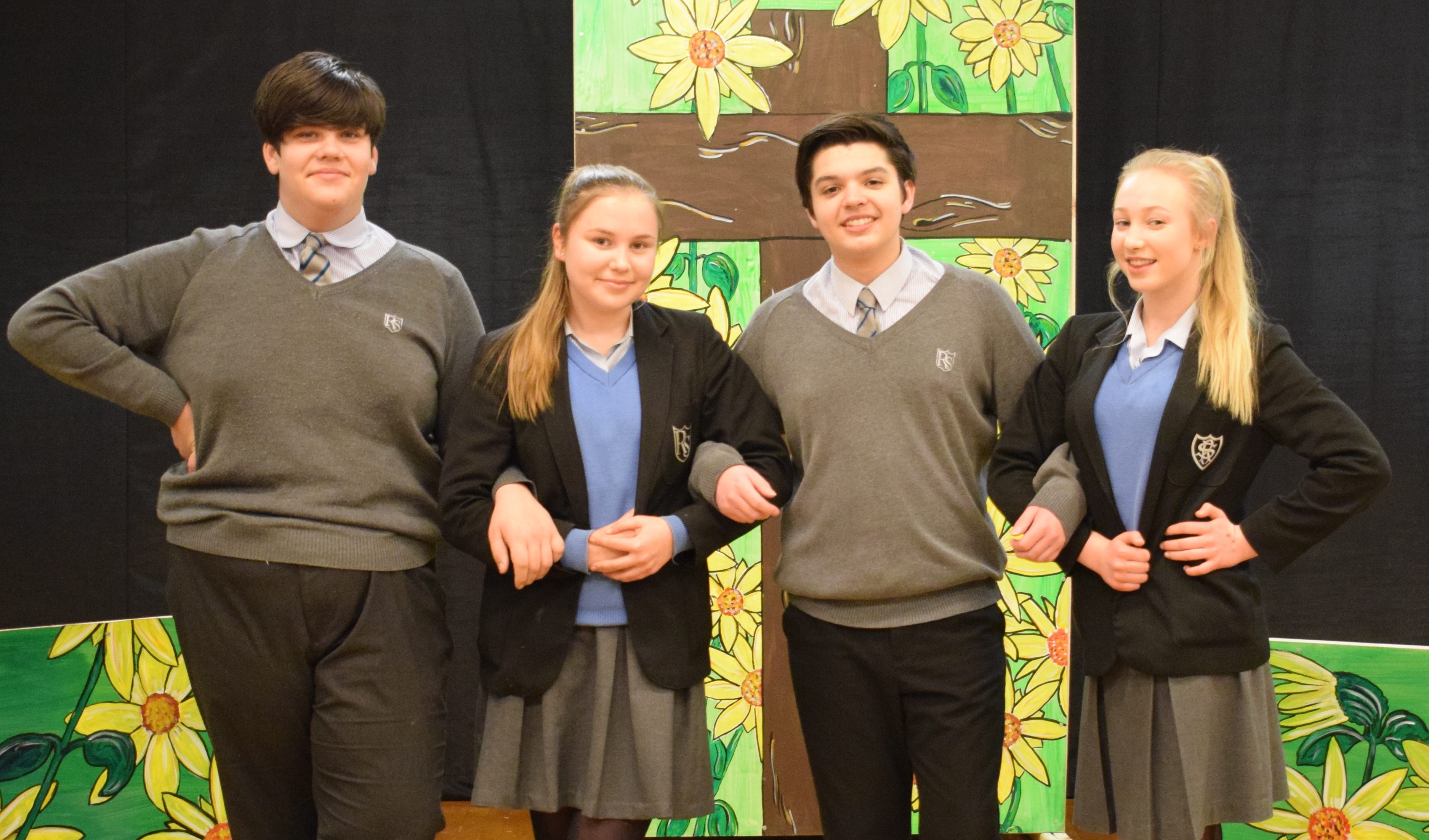 Andover school rehearsals for Wizard of Oz well underway