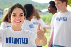 Volunteer - Unity Test Valley Community Services