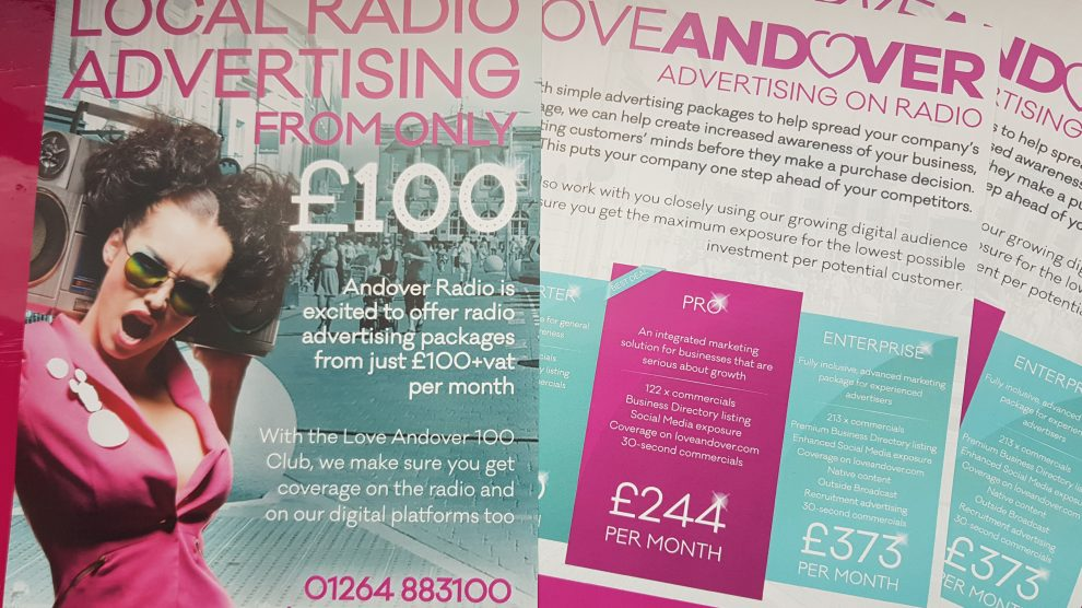 Andover Radio Advertising