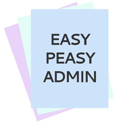 Easy Peasy Admin