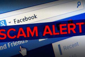 Facebook Scam Alert