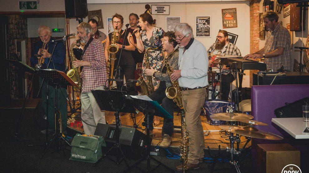 Might Hump - Andover Jazz Band