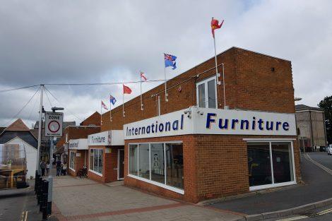 International Furniture, Andover