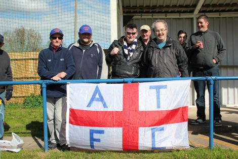 Andover Town FC Barmy Army