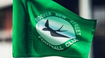 Andover New Street FC Flag