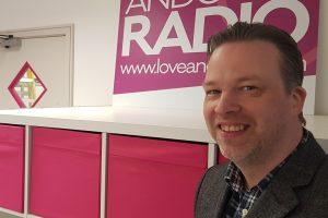 Andover Radio - Steve Randall in the Morning
