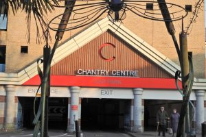 Chantry Centre Multi-Storey Car Park Andover