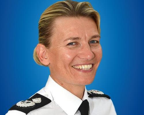 Deputy Chief Constable Sara Glen