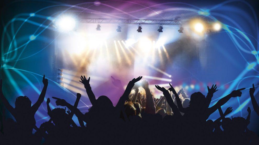Party time: Andover Radio Disco Man