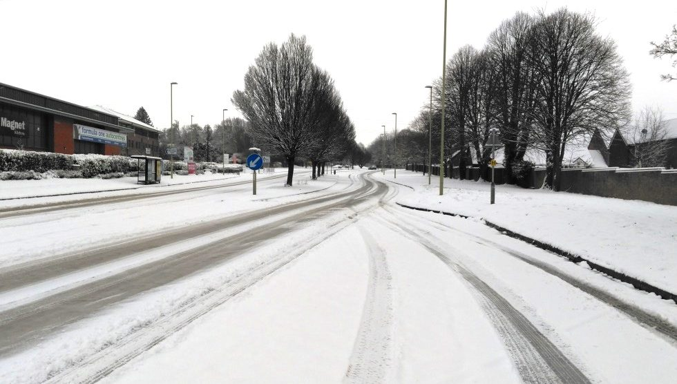 Deep-freeze CONTINUES: Weather forecast shows Britain heading for more Arctic temperatures