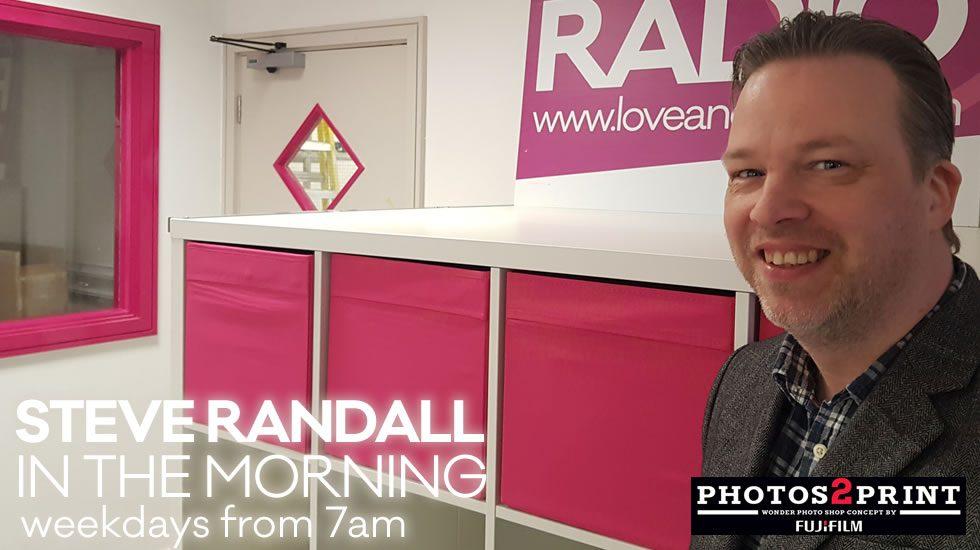 Steve Randall - Andover Radio