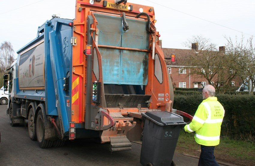 Bin collections to be affected this week across Dorset