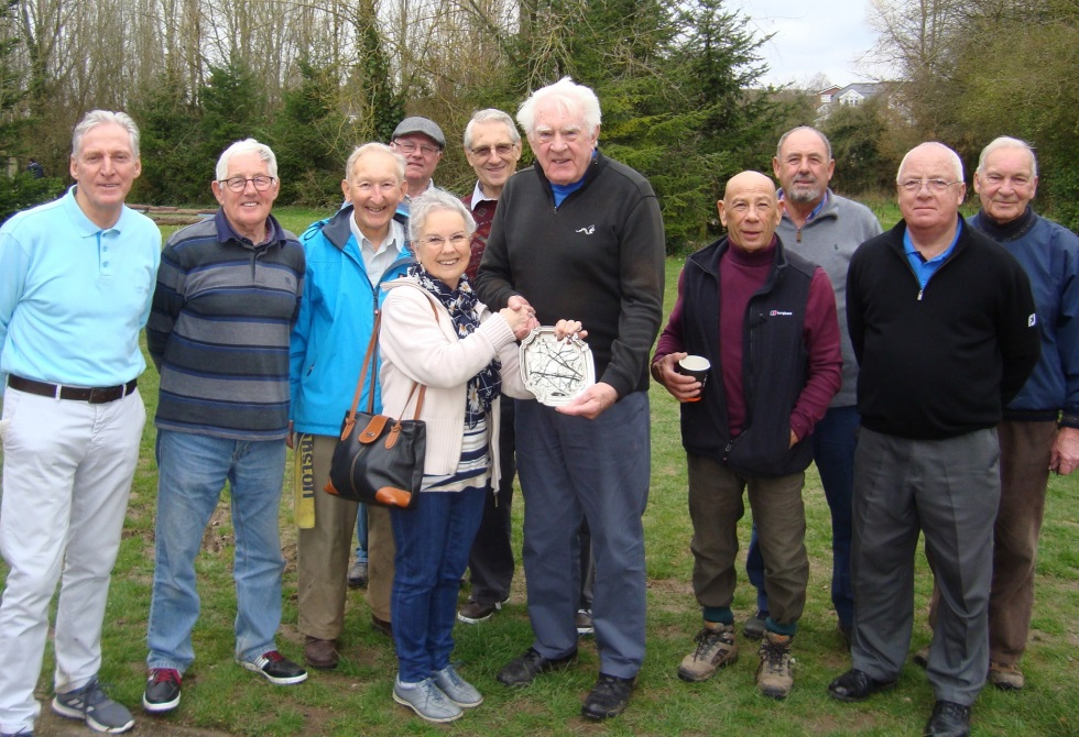 Charlton Lakes Golf Club – Presentation with the Players