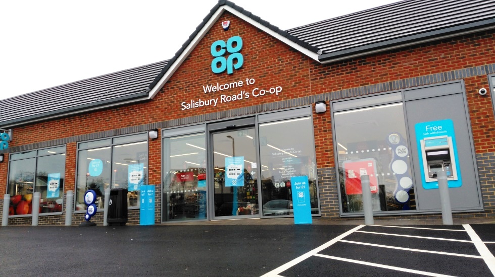 Co-op Salisbury Road Andover