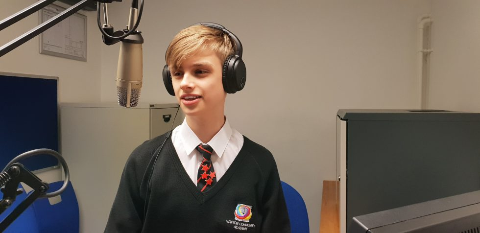 Radio star of the future: Luis Wyatt