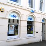 TSB Bank, High Street in Andover