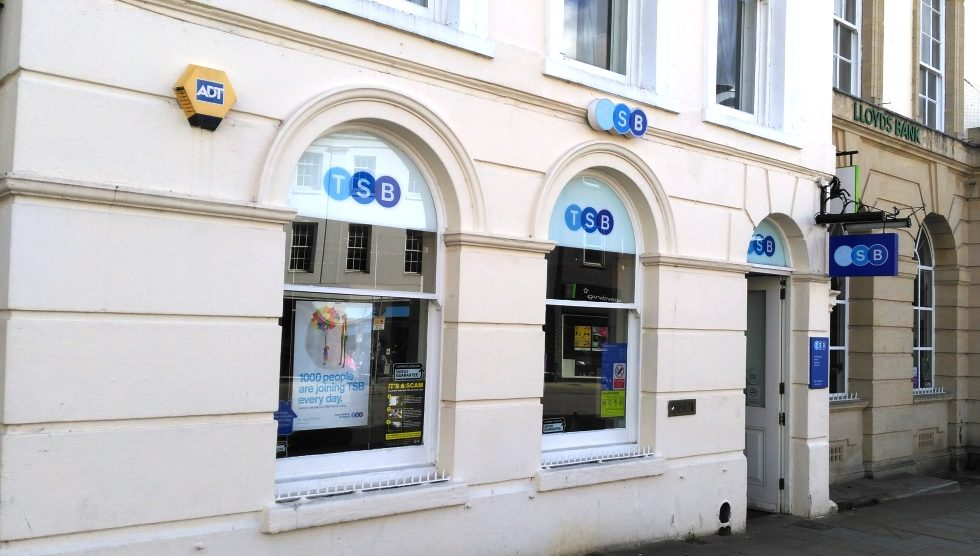 Many TSB customers were unable to access their money online