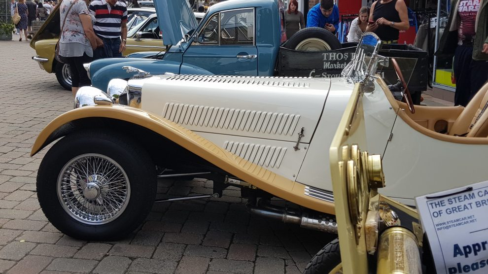 Andover Festival of Motoring