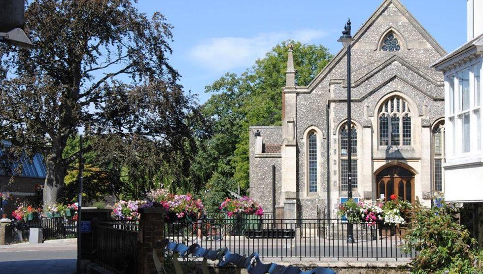 Methodist Church Bridge Street Andover - TVBC