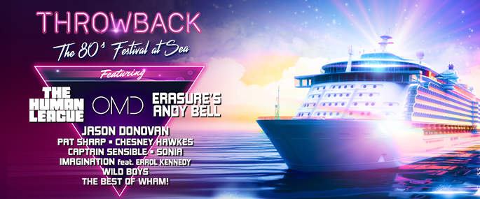 The Ultimate 80s Music Festival At Sea