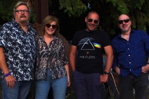 Live Music: No Way Out Love Andover Radio Queen Charlotte