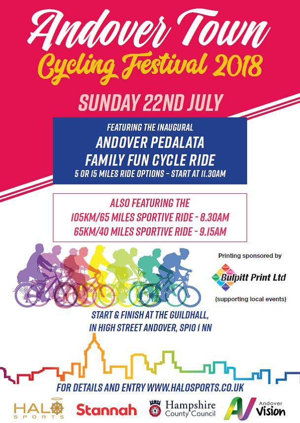 andover town cycle festival