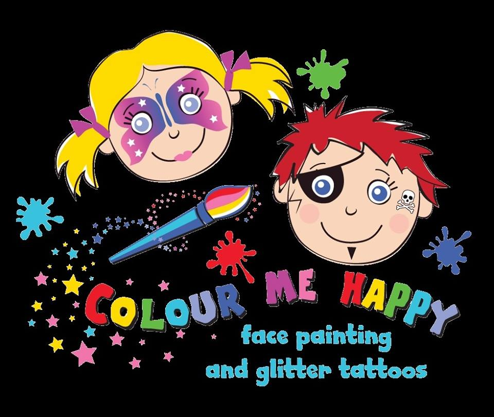 Colour Me Happy – Face Painting and Glitter Tattoos