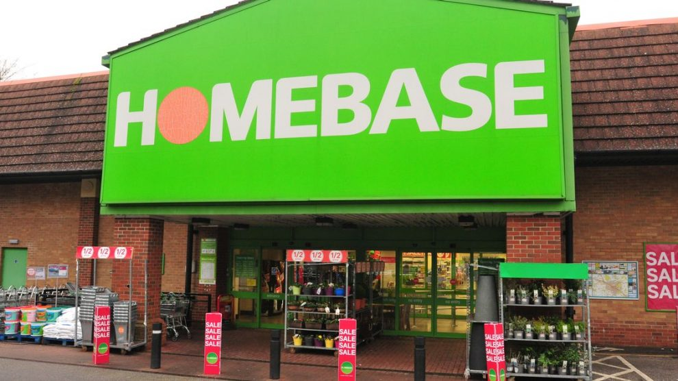 Homebase closes 42 stores
