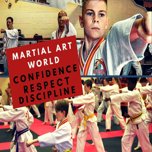 Martial Art World in Andover