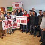 Andover BID - No BID campaign