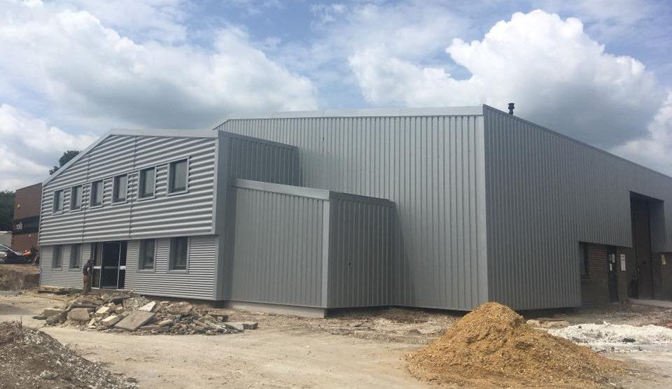 New premises BP Rolls Automtive Andover