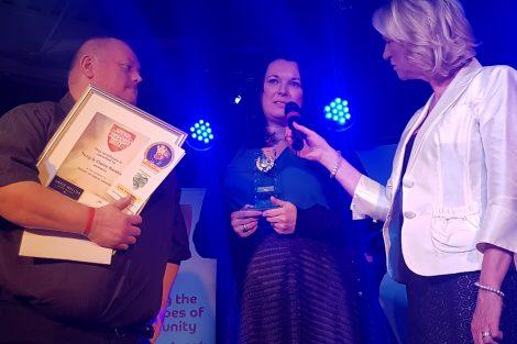 Pride of Andover Awards Claire Noakes