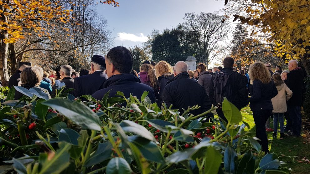 Andover Remembrance Day 2018