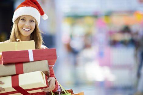 Christmas Shopping Andover Police