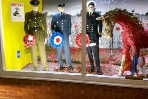 International Furniture Remembrance Window
