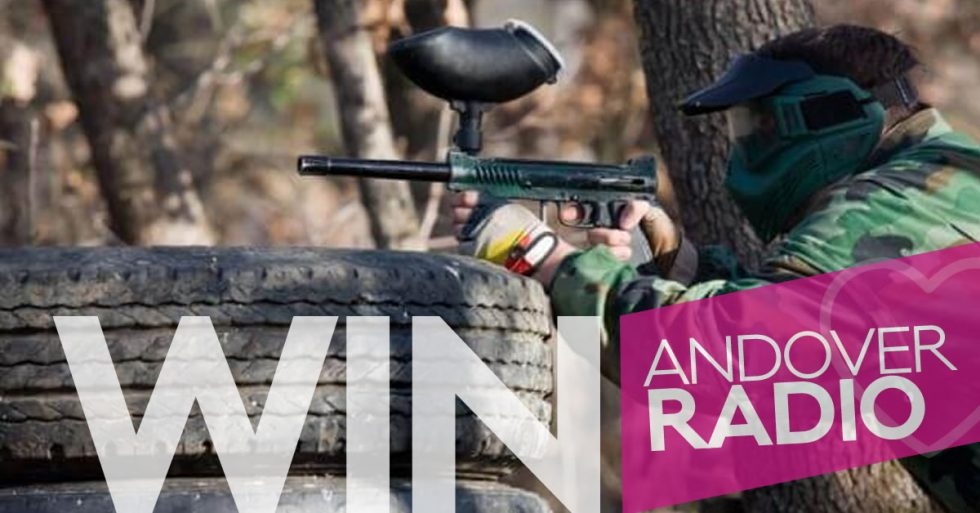 Win a paintballing experience