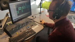 Soundscape: 215 Project audio producer Martin Miller