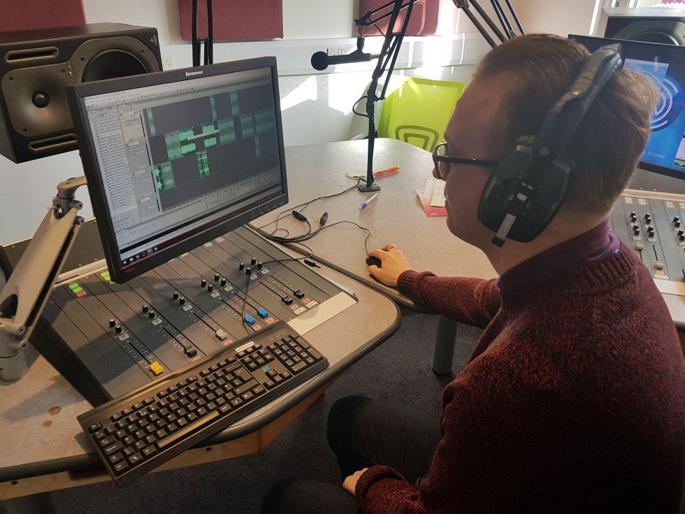 Soundscape: 215 Project audio producer Martin Miller