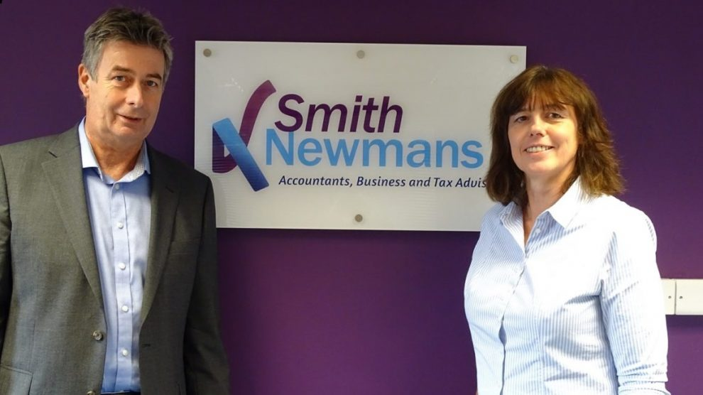 Smith Newmans - Nigel Newman and Carole Taylor